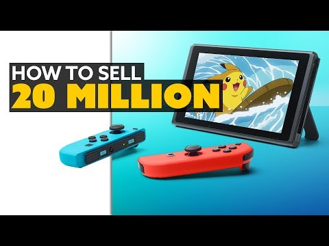 Nintendo Needs to Sell 20 MILLION Switches! Here's How - Game News