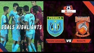 Persela Lamongan (2) vs (2) Borneo FC - Goals Highlights | Shopee Liga 1