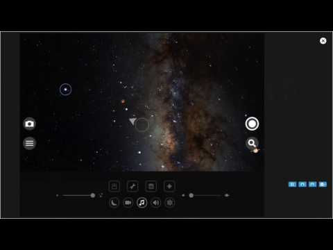 How To Use The Skyview Stargazing App For The Ipad Users Guide