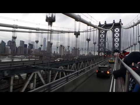 Brooklyn Bus Tour - Manhattan Bridge