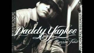 Daddy Yankee - 12 Sabor A Melao - Barrio Fino - Letra - 2004