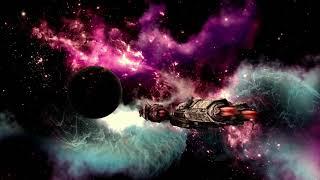 Sleep Wave-Space Traveller -Interstellar Music, Ambient Space Background Music,