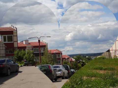 Город Балабаново, Калужская область. Город, в котором я пока живу. 2017.