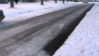 Полтава 29.12.2015 Технология уборки снега