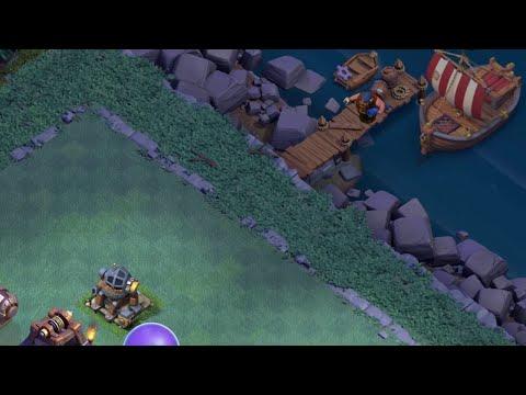 Clash of Clans - Traveling Master Builder: Builder Hall 9 Trailer