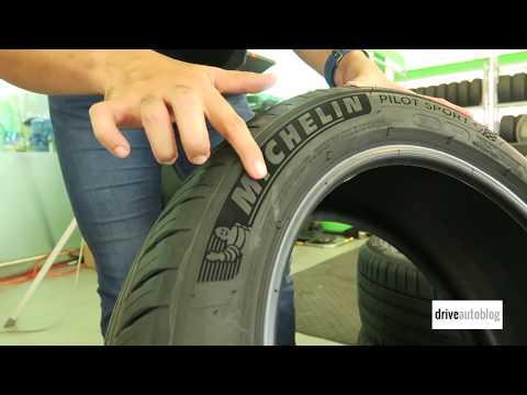 Michelin Pilot Sport 4 : ยางสปอร์ต DNA จากสนามแข่งฟอร์มูล่า