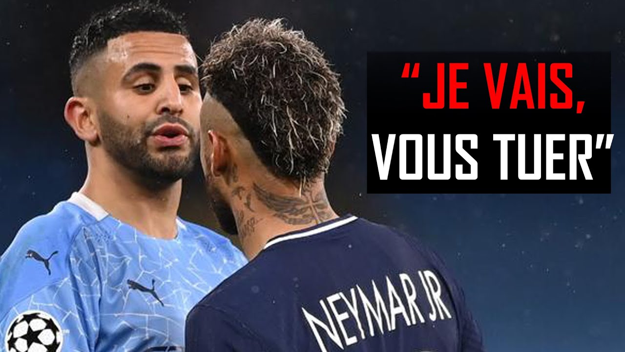 La Terrible Vengeance De Mahrez [sur le Foot Français] | H5 Motivation