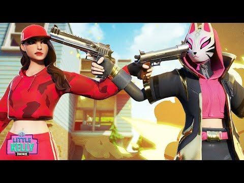 RUBY AND CATALYST FIGHT FOR DRIFT'S LOVE | Fortnite Short Film