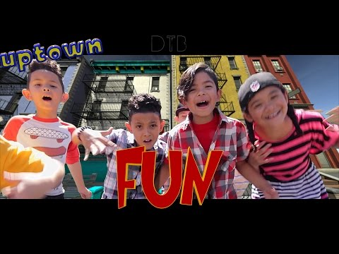 UPTOWN FUN / THE DANCETIME BOYS / click link below