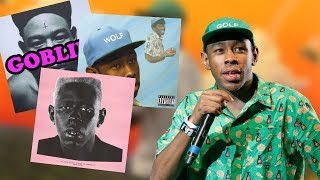 My Favorite Song From Every Tyler, The Creator Album (ft. CDTVProductions)