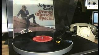Orange blossom special ,  Johnny Cash ,  CS 9109 COLUMBIA USA