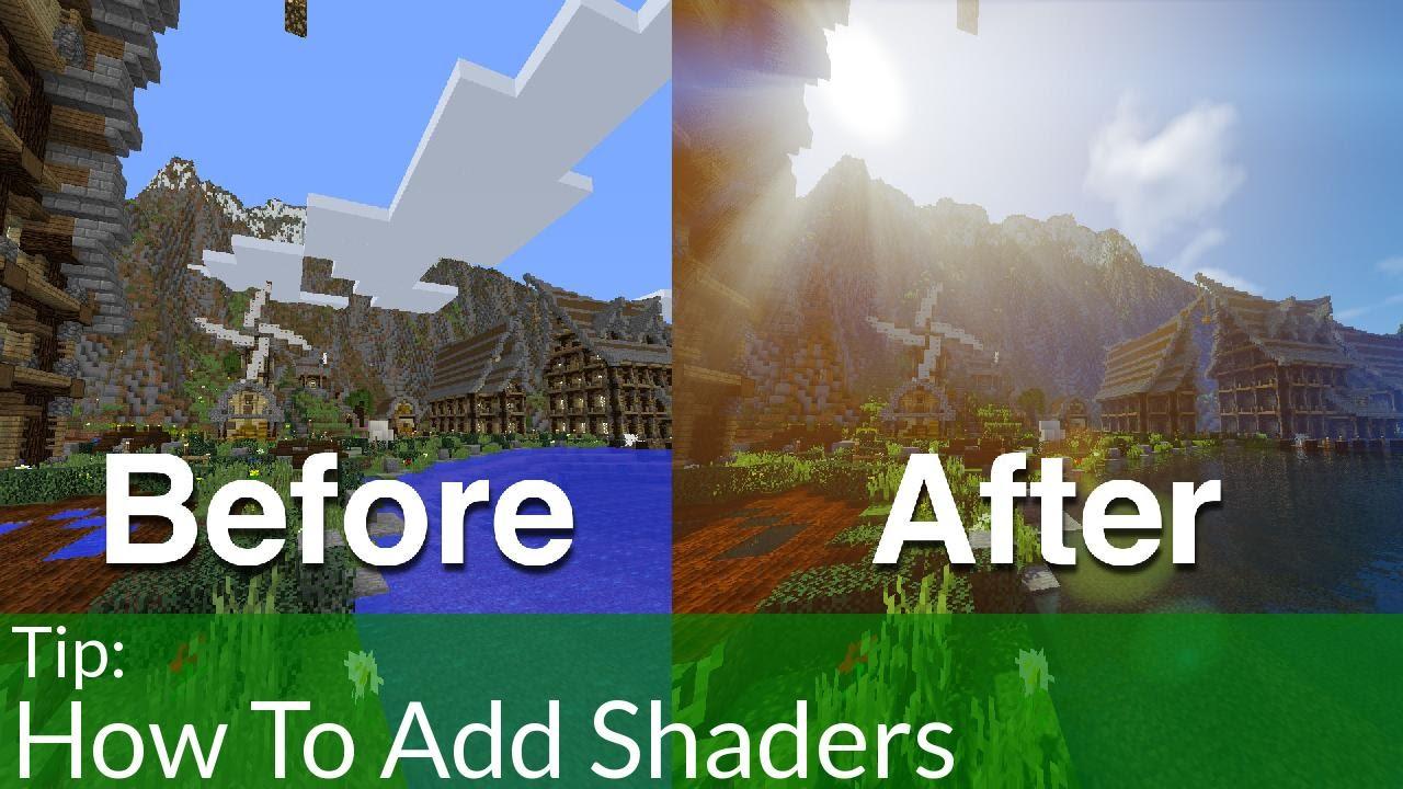 Скачать werrus shaders для minecraft 1. 8.