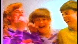 Bazooka gum commercial from the 80s