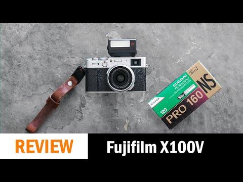 Fujifilm X100V 1st Shooting Impressions Review
