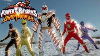 Power Rangers Dino Thunder - Alternate Opening 3