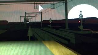 NJT Arriving Bridgetown Station Roblox