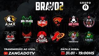 BRAVOS CUP | FREE FIRE - GRUPO A