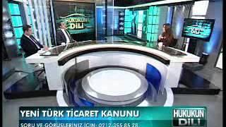 HUKUKUN DILI - Yeni türk Ticaret Kanunu YENİ TTK 4.wmv