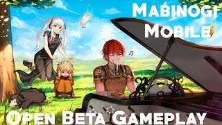 Download Mabinogi Mobile Open Beta Gameplay MP3, MKV, MP4 - Youtube