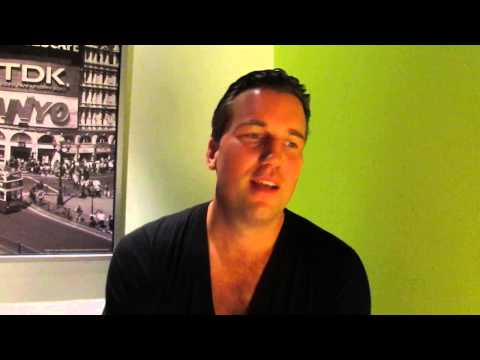 The Best of DJ Antoine, short exclusive video interview in Vienna: Sky is The Limit