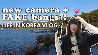 Cafe Date in the Korean Countryside 🌼 | VLOG