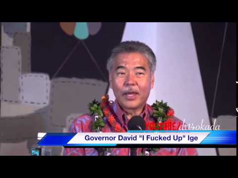 Governor David Ige