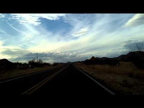 Southeastern Arizona Drivelapse: US 191, I-10, Chiricahua