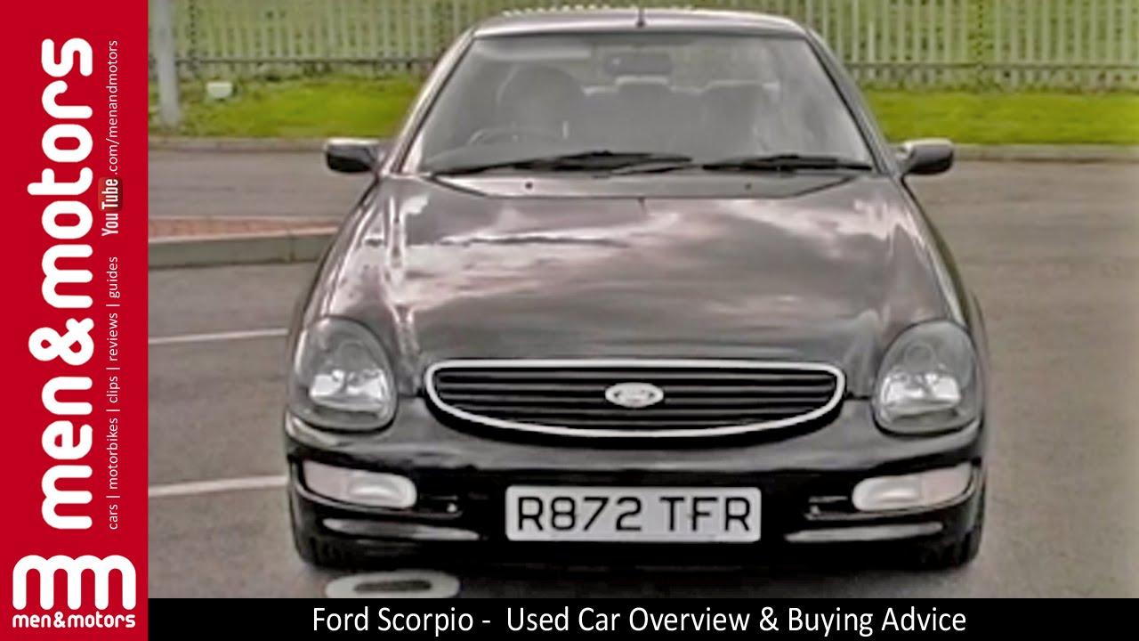 & Ford Scorpio - Used Car Overview u0026 Buying Advice - YouTube markmcfarlin.com