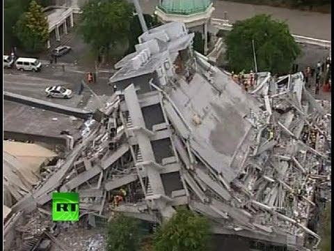 christchurch nz earthquake