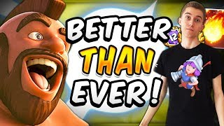 SO FAST! 2.6 HOG RIDER DECK BETTER THAN EVER! — Clash Royale