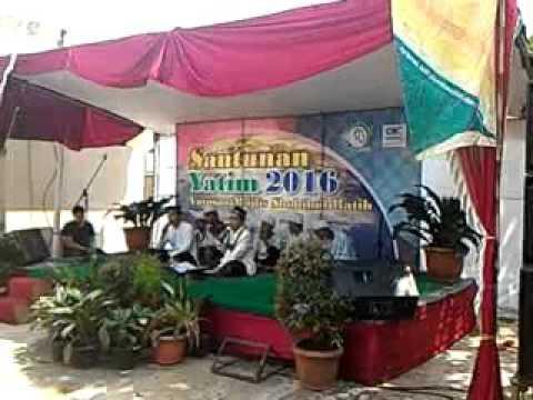 Sholawat Ust Jayadih S Ag Dalam Acara Santunan Yatim 24 April 16