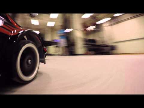 Autonomous Drifting using Machine Learning