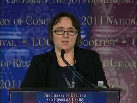 Sarah Vowell 2011 National Book Festival Youtube