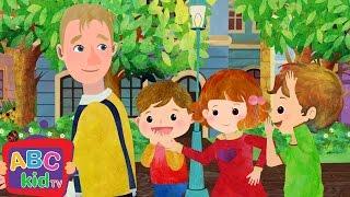 John Jacob Jingleheimer Schmidt | Nursery Rhymes - ABCkidTV