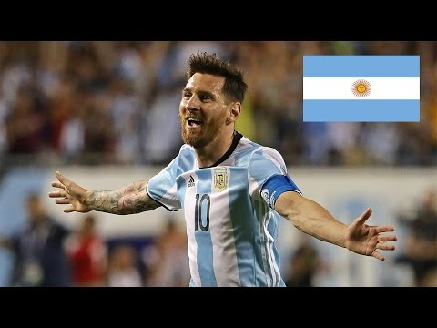 Lionel Messi ● Best Skills & Goals Ever ● Argentina || HD
