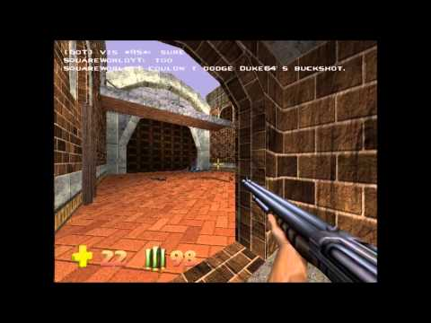 Turok 2 MP 2015 Pt4 (High Detail Texture)