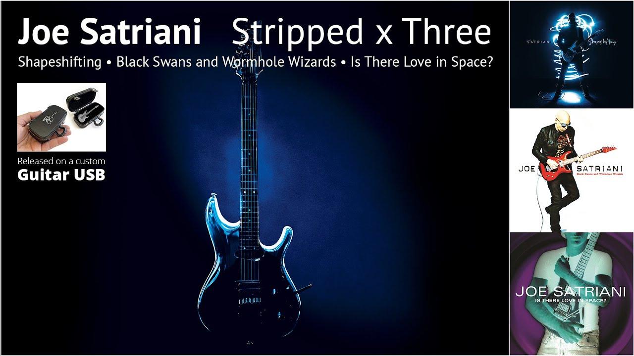 Stripped x Three Teaser