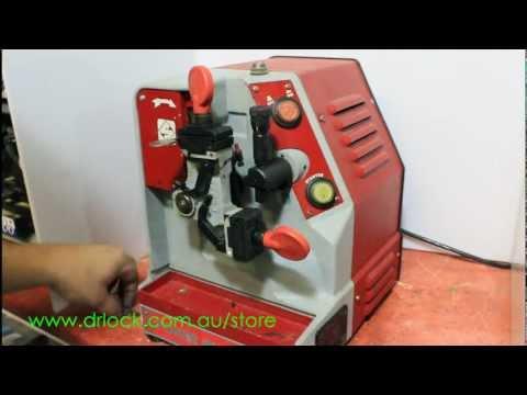 Silca Poker Plus Key Machine Review & For Sale Locksmith Parramatta Sydney