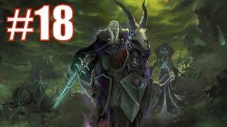 НЕЖИТЬ ПОСЛЕДНЯЯ ГЛАВА 8. ПЫЛАЮЩЕЕ НЕБО - Warcraft III: RoC