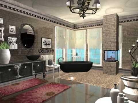 Los sims 2 dise o interior casa de mu ecas de los sims 2 for Casa de diseno the sims freeplay
