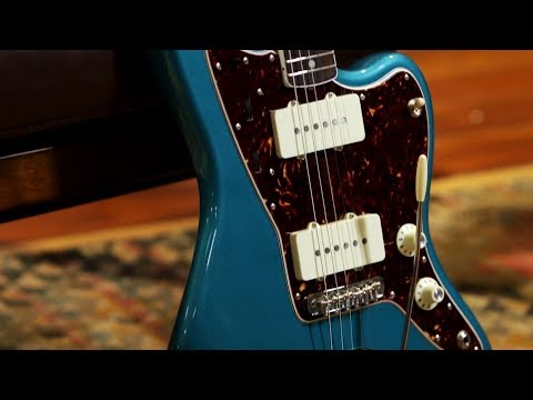 Fender American Original '60s Jazzmaster Electric Guitar - Sounds and Specifications