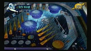 Pinball Hall of Fame The Gottlieb Collection PS2: Black Hole