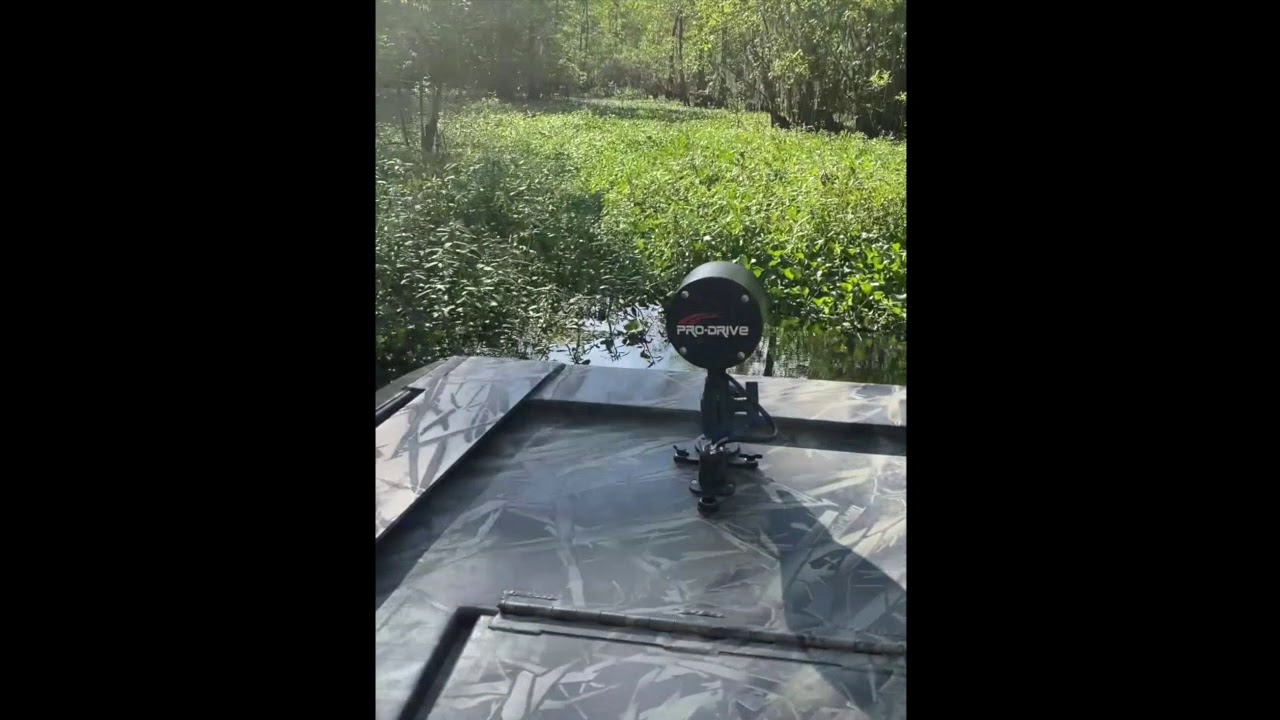Pro-Drive Stick Steer