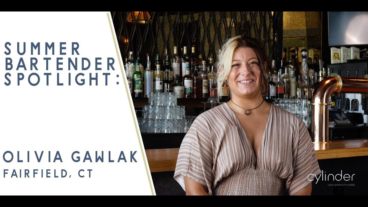 Bartender Spotlight: Olivia & J.B. Percival