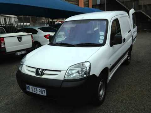 2008 peugeot partner 1 9 diesel auto for sale on auto trader south africa youtube. Black Bedroom Furniture Sets. Home Design Ideas
