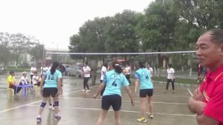 Đánh bóng chuyền hơi cực hay  Dương Nội - Yên Nghĩa  (Hà Đông - Hà Nội )
