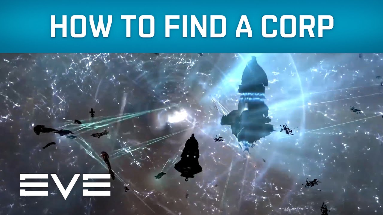 EVE Online   Academy-How to Find a Corp