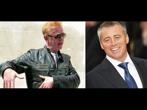 "Chris Evans ""Interview"" on Matt LeBlanc on Top Gear outside Radio 2"