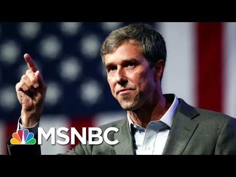 What Would A Beto O'Rourke Campaign Look Like? | MTP Daily | MSNBC