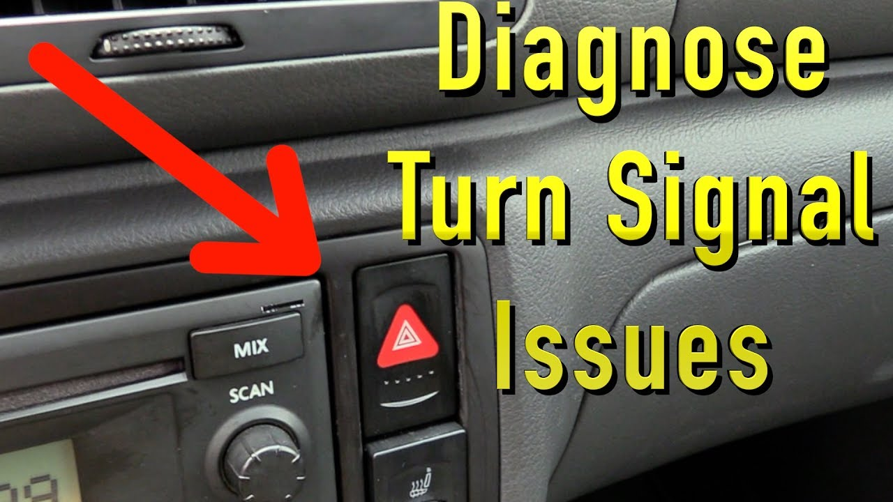 Why My Turn Signals Dont Work Diagnosis